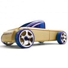 Automoblox 55103 Mini T9 pick-up Model Wooden Model Car Toys
