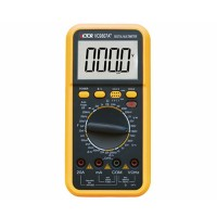 Victor VC9807A+ Digital Multimeter Capacitance Meter 4 1/2 Digital MultiMeter AC/DC