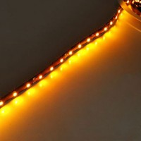 90CM 5050 WaterProof Night Flight LED Strip with Adhesive Sticker for Multicopter-Yellow