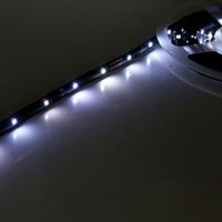 90CM 5050 WaterProof Night Flight LED Strip with Adhesive Sticker for Multicopter-White