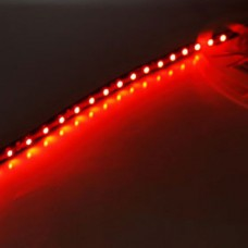 90CM 5050 WaterProof Night Flight LED Strip with Adhesive Sticker for Multicopter-Red