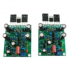 L7 MOSFET Audio Power Amplifier Boards Kit Dual-Channel 300-350W x2