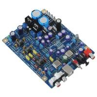 24BIT/192k WM8805+AD1955+PCM2706 Coaxial Fiber Optic USB DAC Board Assembled MS-1
