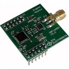 ZigBee Module RS232 Board & Debug Interface CC2530F256 Chip 1.6KM