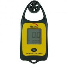 Pocket-Size Digital Anemometer Mini Anemometer AM802