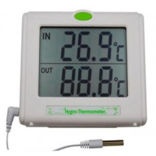 In/Outdoor Thermometer Hygro-Thermometer TH814