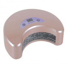 DR-600 LED Nail UV Lamp Time Selection Ultraviolet Lamp Dryer 18W