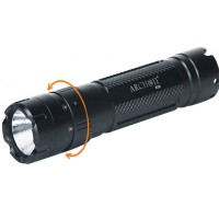 M10L Cree XP-G R5 LED Torch 310lm 60 Hours 5 Modes Waterproof Flashlight