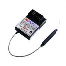 WFLY 2.4G 7-channel Mini Receiver WFR07S W-FLY 2.4GHZ for Airplane Helicopter