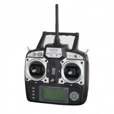 WFLY WFT07 2.4GHz 7-CH Radio System Remote Control Device