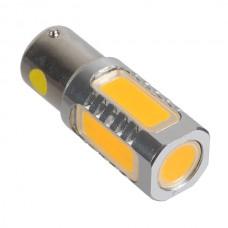 1156 9V-30V High Power Bright 7.5W LED Back Up Backup Reverse Light Lamp-Yellow