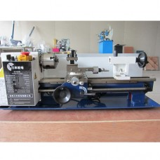 CQ0618 400W Variable Speed Readout Mini Lathe 350mm Distance