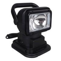"55W 7"" H1 6000K 12V Xenon HID Spotlight with Reomte Controller Lamp Boat Car Truck"