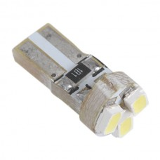 Car T5 3020 SMD Dashboard White 3-LED Bulbs Light Lamp 12V