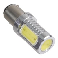 1157 S25 6W 9V-18V High Power White Car Brake Stop Light Bulb Lamp