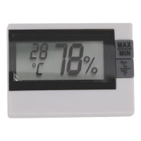 Mini 806 Digital Thermometer for Indoor and Outdoor Use