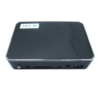 Mini Scart Multi Media Player Digital Terrestrial Receiver DVB-T806 MPEG-2 or MHEG5/UK