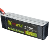 High Power LION  Power 11.1V 2800mAh 35C Rechargeable Polymer Lithium Battery