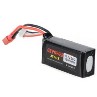 Lipos Battery RC Pack 1200mAh 11.1V 25C