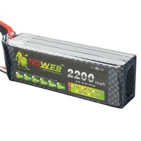 High Power 2200mAH 11.1V 30C Lithium for RC Airplane Robot Car