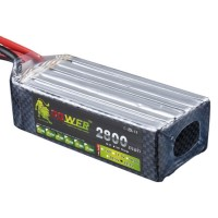 High Power LION 18.5V 2800MAH 30C Rechargeable Polymer Lithium  Battery