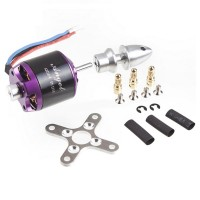 SUNNYSKY Angel Series A2216 1250KV 2-3S Outrunner Brushless Motor for Quadcopter Hexacopter