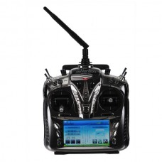 "Walkera 12ch Radio Transmitter DEVO12 4.7"" Touch Screen + Receiver RX1201"