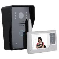 """3.5"""" 2.4GHz TFT LCD Wireless Video Door Phone Intercom Doorbell Color Monitor"""