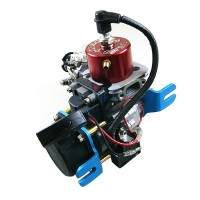 CRRCPRO 26cc Water-Cooled Petrol Gas Engine for RC Boats Toy Brand