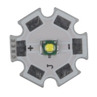 CREE XPG-R5 3C 370 Lumen High Power LED with 20mm Based Board-Cool White