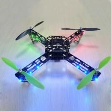 X4 pro UAV Quadcopter Aircraft with Motor ESC Propeller LED Lights