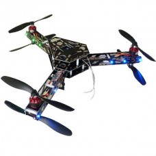 Y6 Scorpion Hexacopter Multicopter with Motor ESC Propeller LED Lights