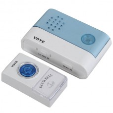 V004A Wireless Remote Control Doorbell Door Chime with 38 Melodies