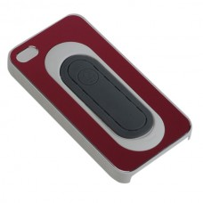 Hard Shell Case with Magic Stand for iphone 4&4S-Rose