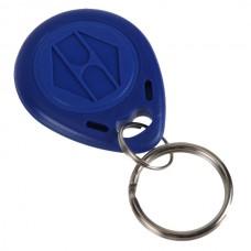 RFID Proximity ID Token Tag Key Ring 125Khz Duplicator -Blue