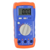A6243L LCD Capacitance Inductance Meter Tester Multimeter 2000pF / 20H