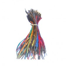 10-15cm Connect Wire for Breadboard Bundle 60-70PCS
