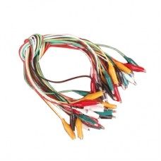 50cm Double-end Alligator Clip Cable Test Cable 10PCS