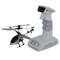 3CH Metal Structure Mini Infrared R/C Move Motion Helicopter with Light & Built-in Gyroscope