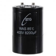 400v 8200uf Aluminum Electrolytic Capacitor 145*90*90mm