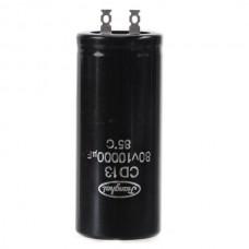80V 10000uf Electrolytic Capacitor 110*40*40mm