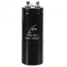 400V 1000uF Electrolytic Capacitor 145*50*50mm