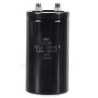 3300uF 200V Surge 85 Centigrade Aluminum Electrolytic Capacitor