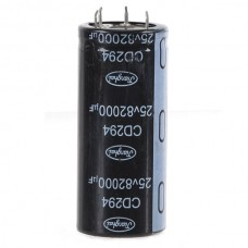 25V 82000uf Electrolytic Capacitor 90*35*35mm