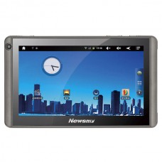 "Newsmy T7 7"" Touch Screen MID Android 2.3 OS Tablet PC 512MB/8GB"