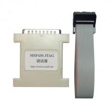 MSP430 MCU Parallel Debugger JTAG Programmer Emulator With Download Cable