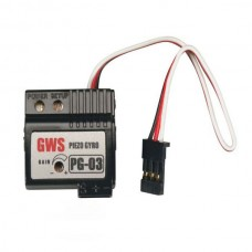 GWS PG-03 Piezo Gyro for RC Car and Plane
