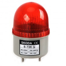 Skoda Marning Signal Light LTE Bulb Flashing Light with Buzzer 24VDC
