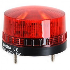 Skoda Marning Signal Light LED Bulb Steady Light 24VDC
