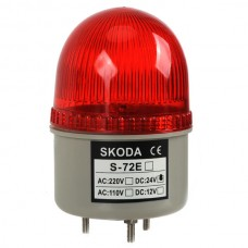 Skoda Marning Signal Light LTE Bulb Flashing Light 24VDC
